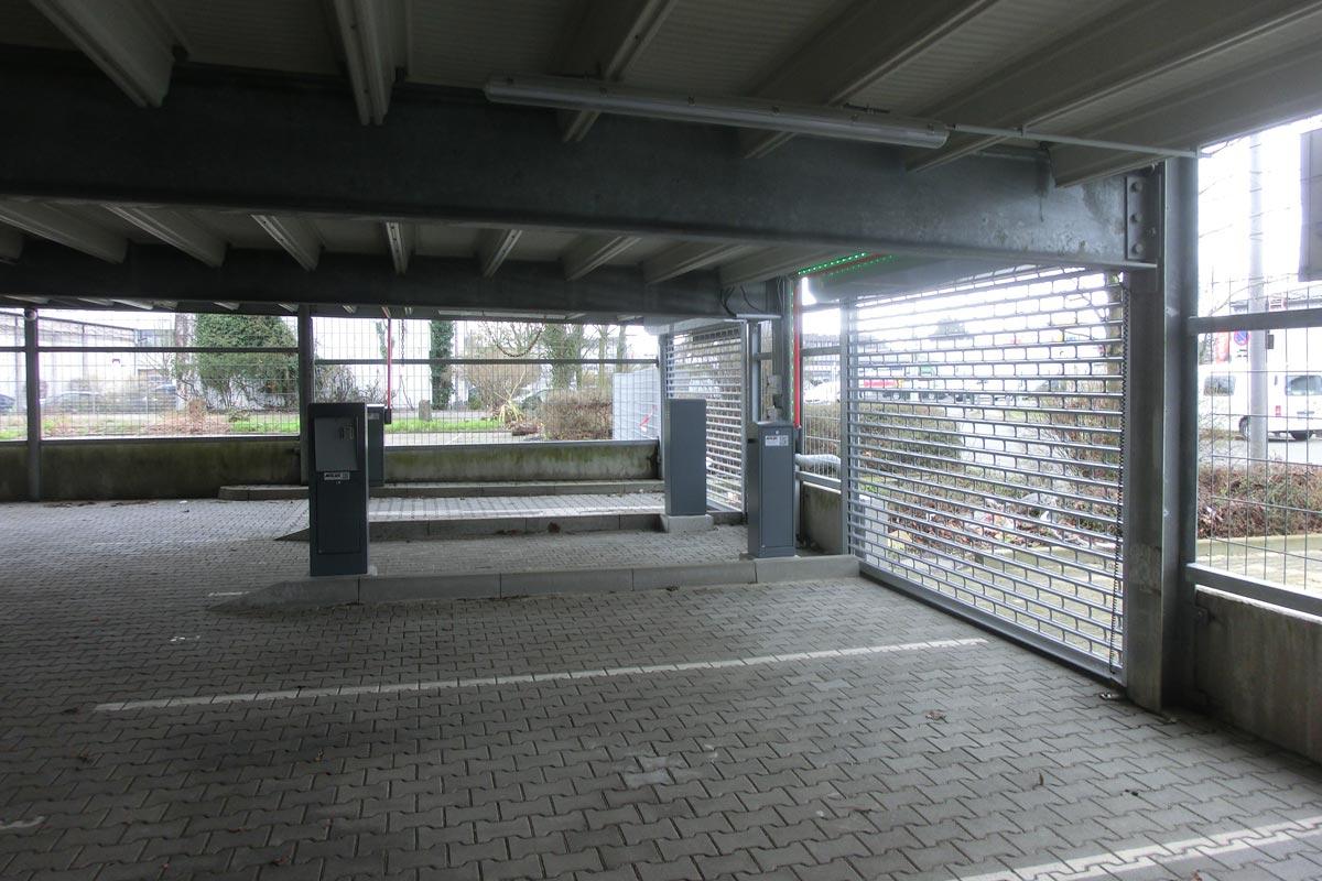 Parkhaus Ruesselsheim